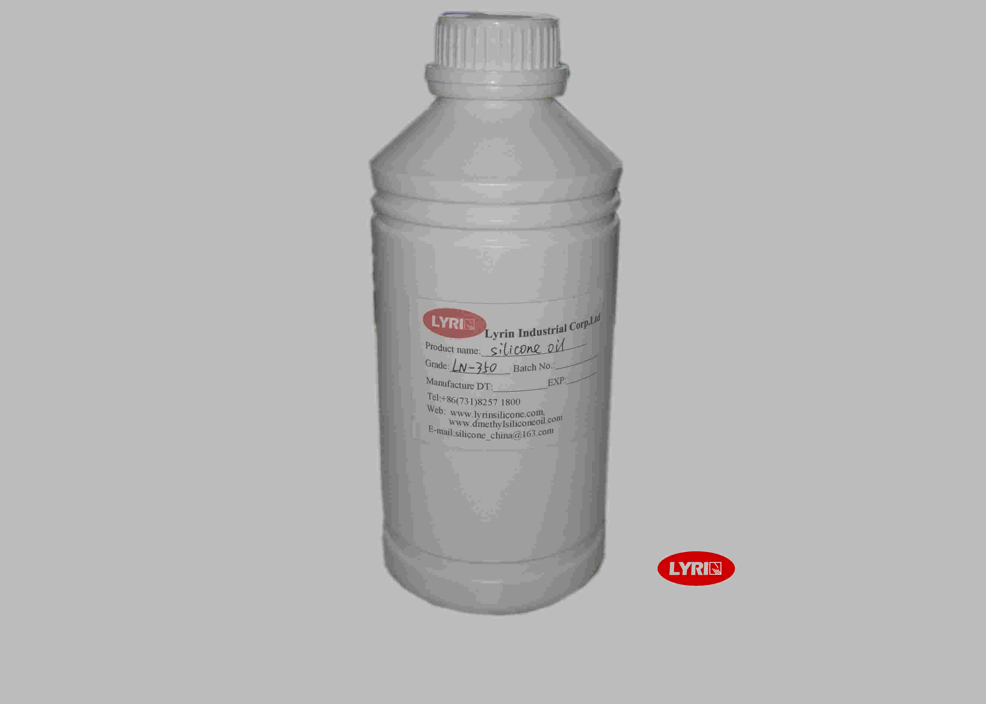 High Temp Stability 100 % Dimethyl Silicone Fluid For Cosmetic Application